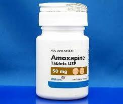 مصرف آموکساپین و عوارض آن