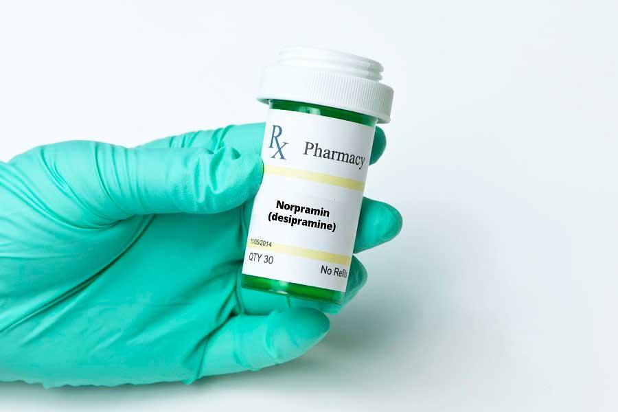 مصرف دزیپیرامین و عوارض آن