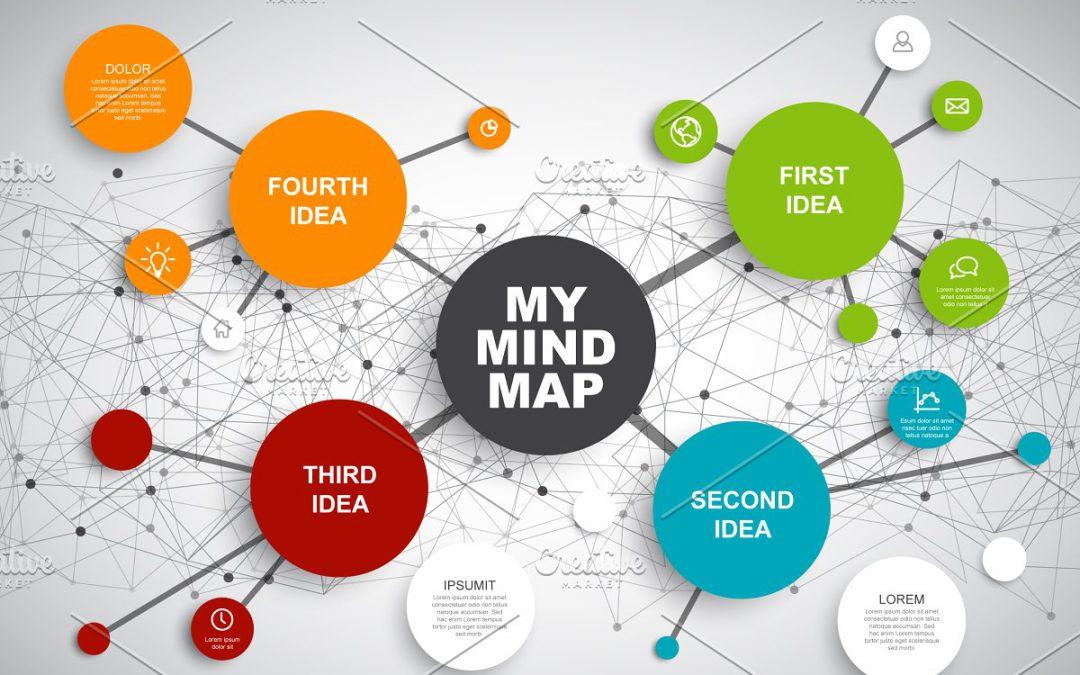 نکات مهم راجع به نقشه ذهن