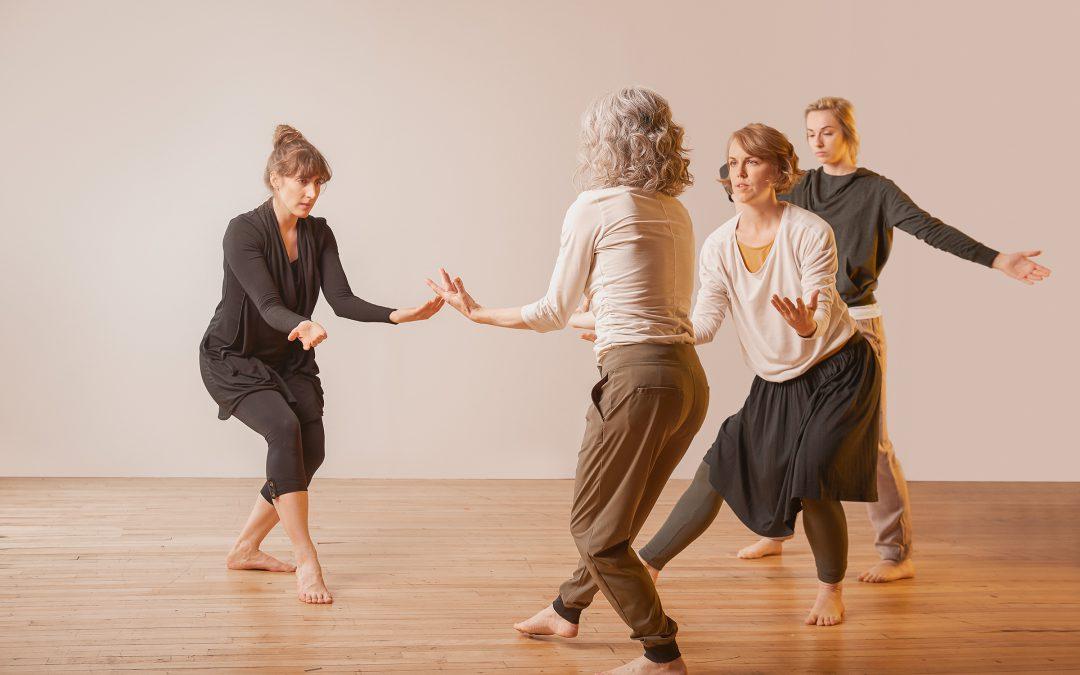 در رابطه با حرکت درمانی یا رقص درمانی چه می دانید؟