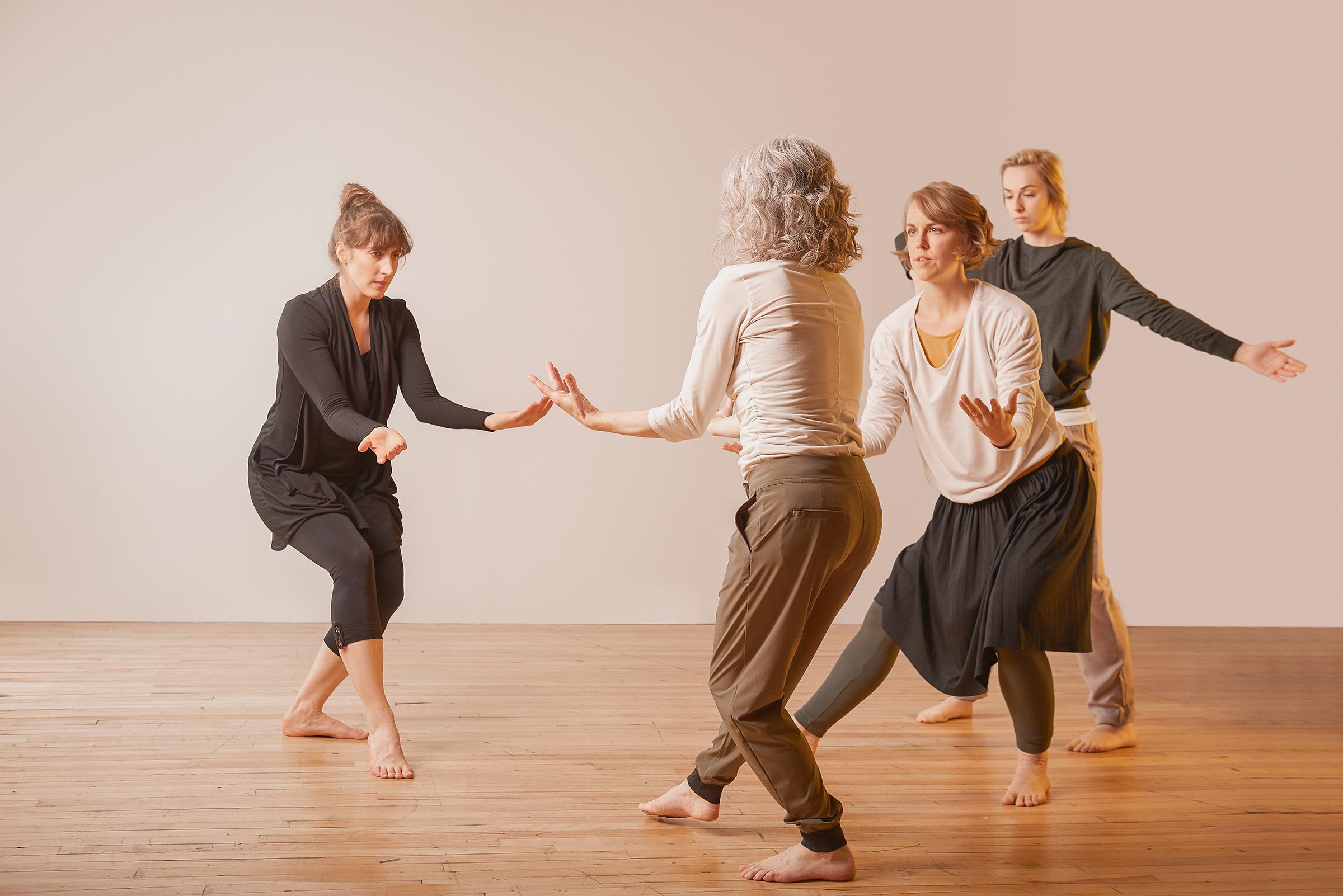 رقص درمانی